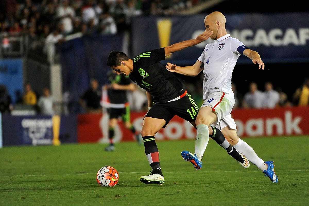 Mexico v United States: 2017 FIFA Confederations Cup Qualifier