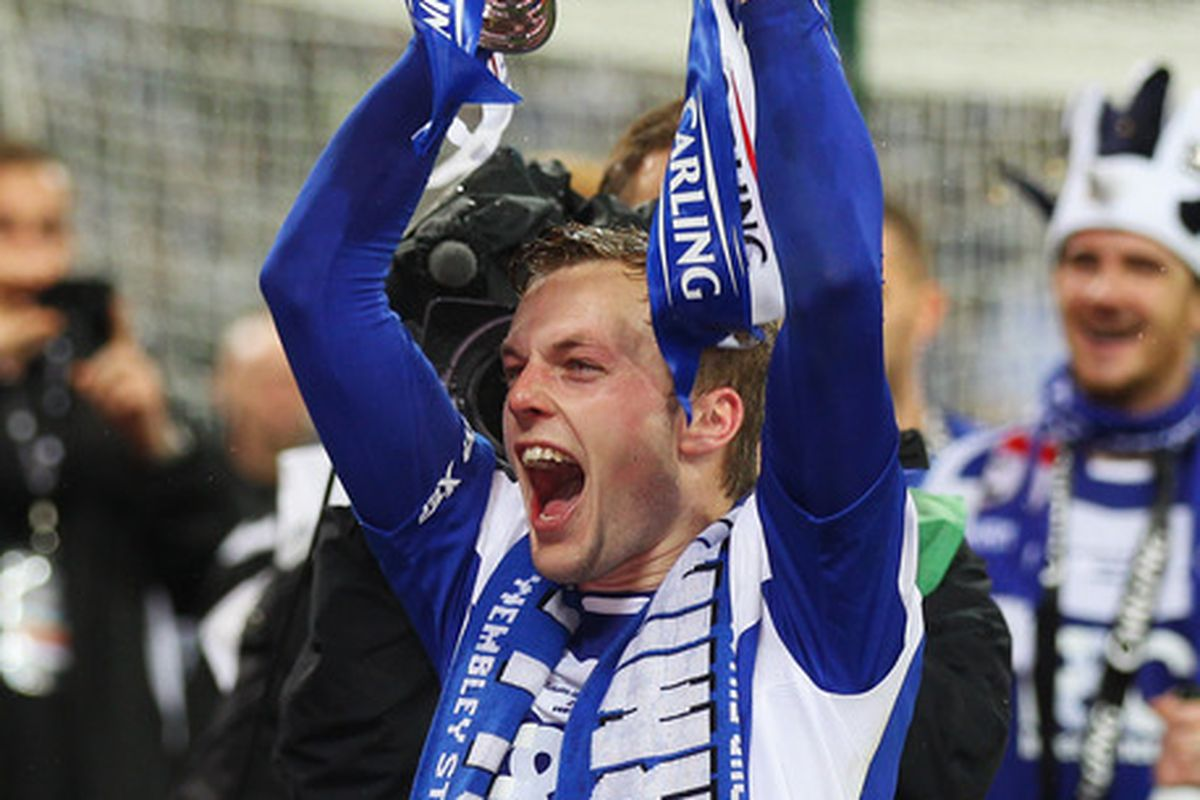 Birmingham City are the current Carling Cup holders