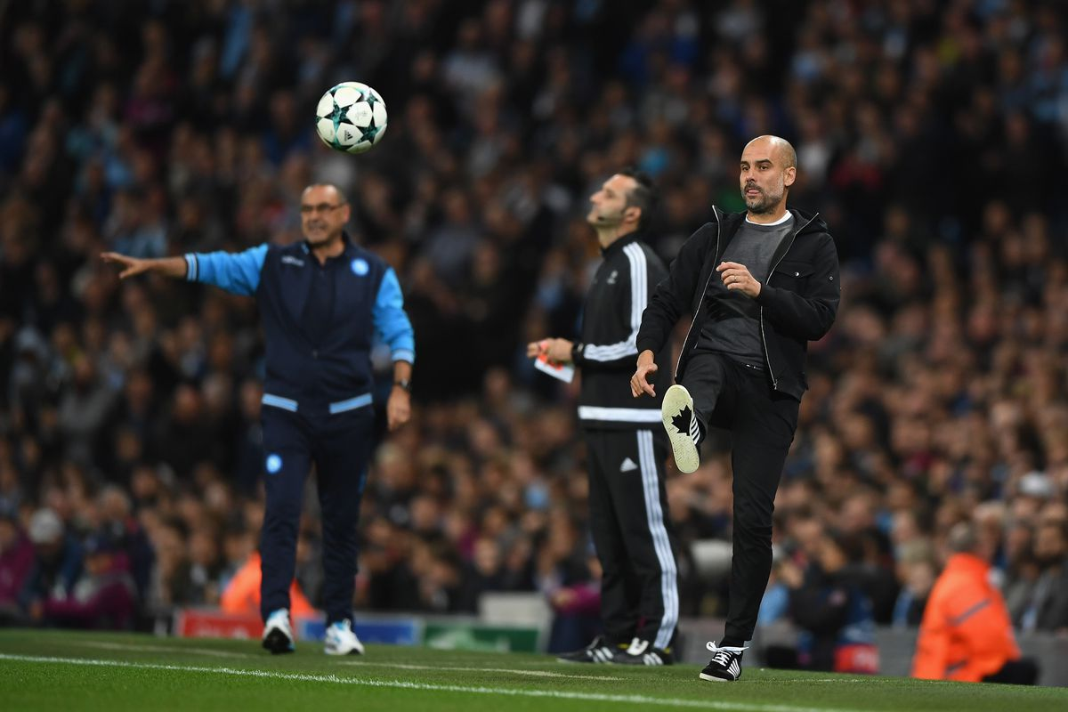 How Should Manchester City Line Up On Wednesday's