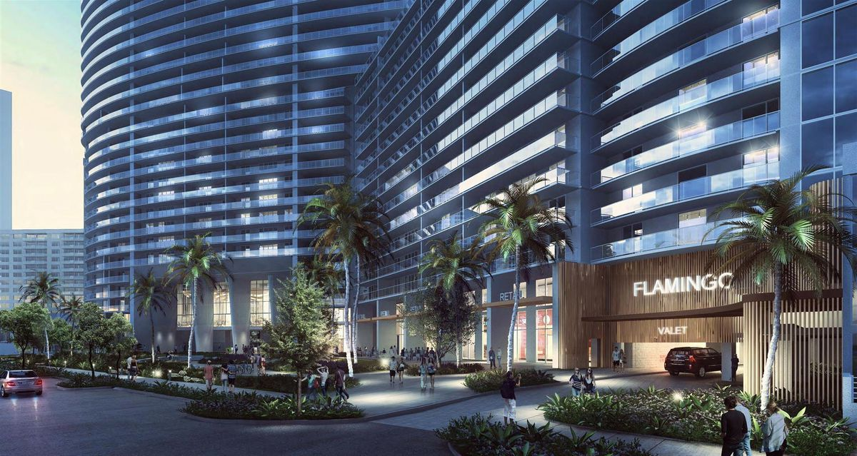 Flamingo South Beach Is Planning A Major Renovation