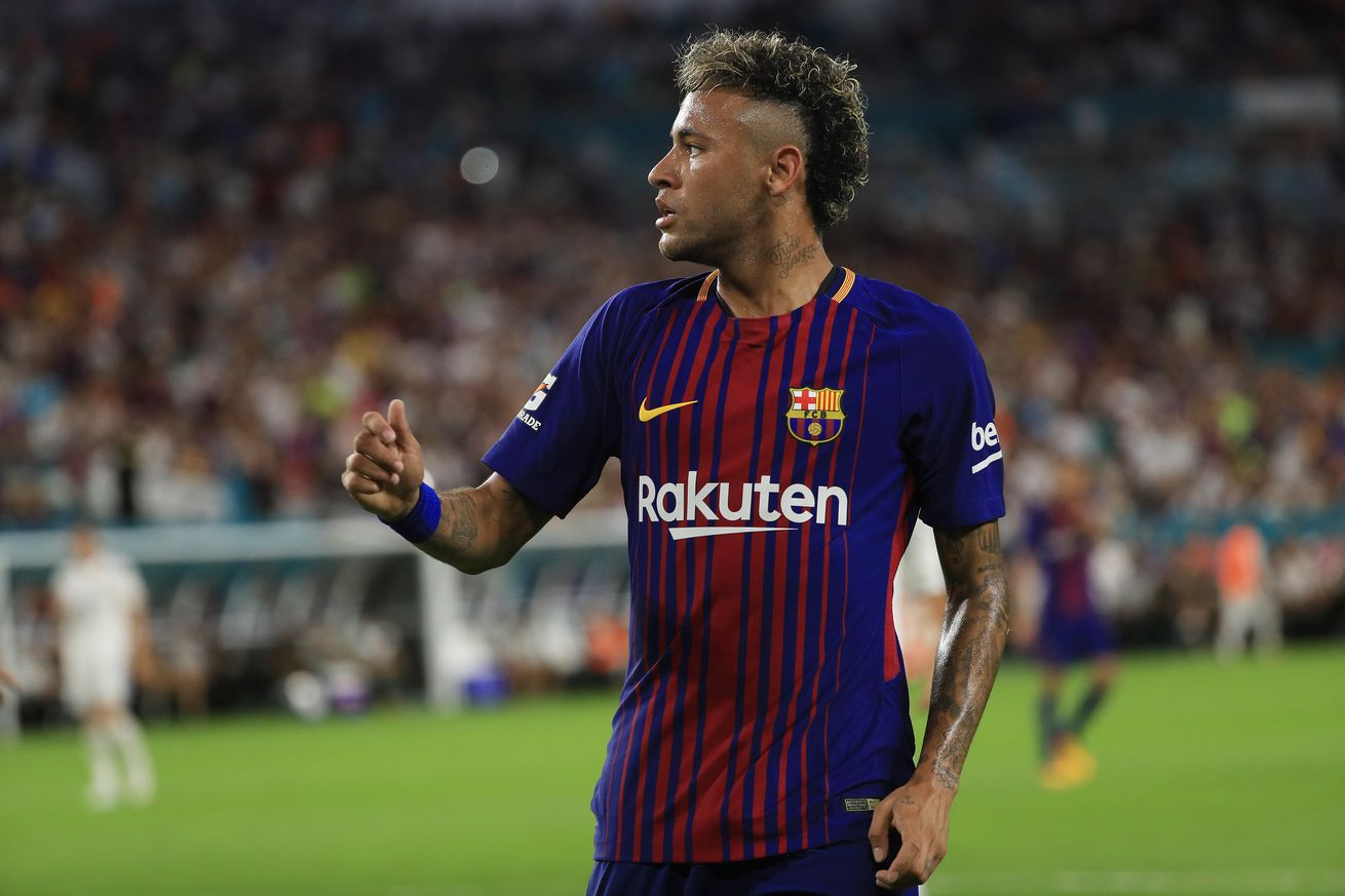 Neymar Wants to Go Back to FC Barcelona, According to Ex-Teammate