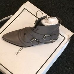 Ankle boots, size 36