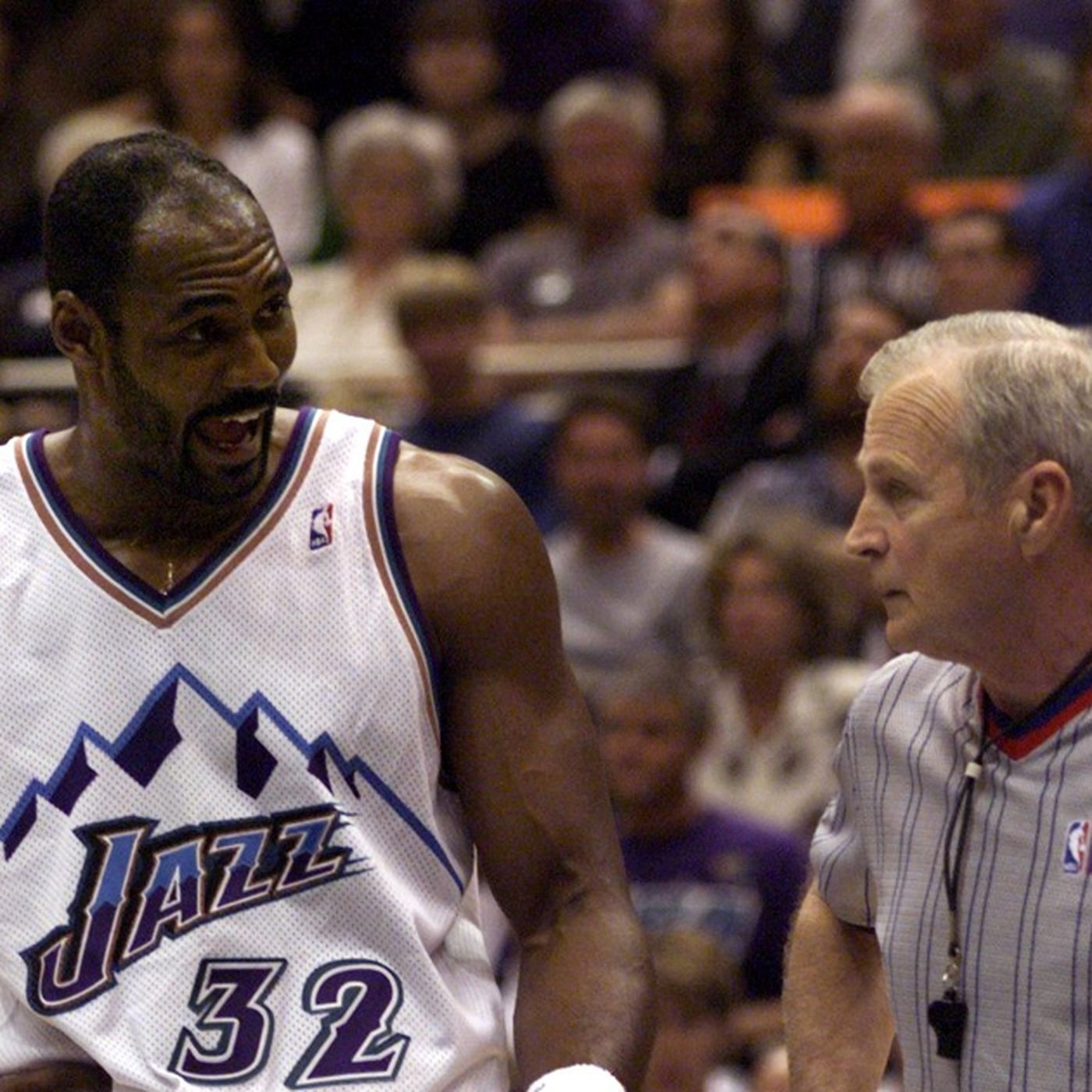 big sale 59f83 0ce62 Morning links: Shaq sticks up for Utah Jazz; Robert Whaley's ...