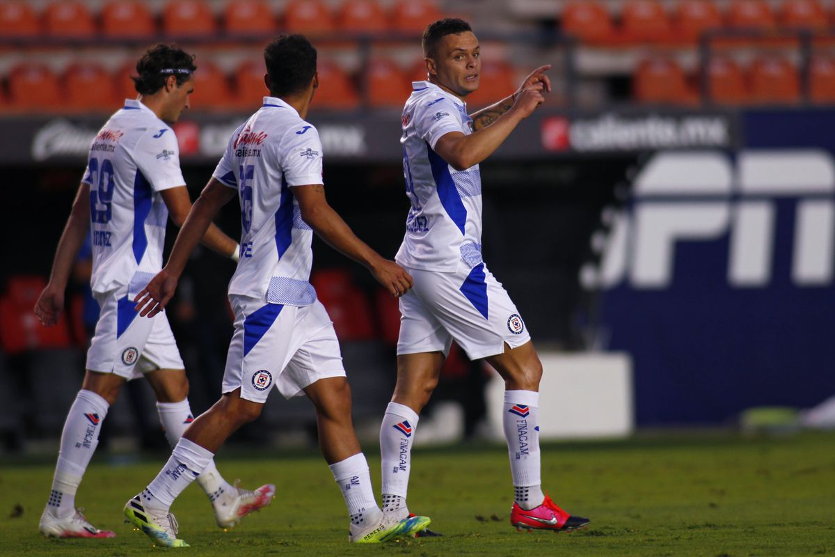 Atletico San Luis v Cruz Azul - Torneo Guard1anes 2020 Liga MX