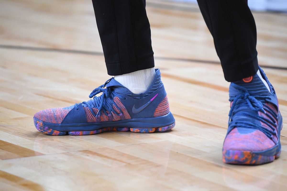 the best attitude 53c00 ee4e8 Tracking all the sneakers from NBA All-Star Weekend ...