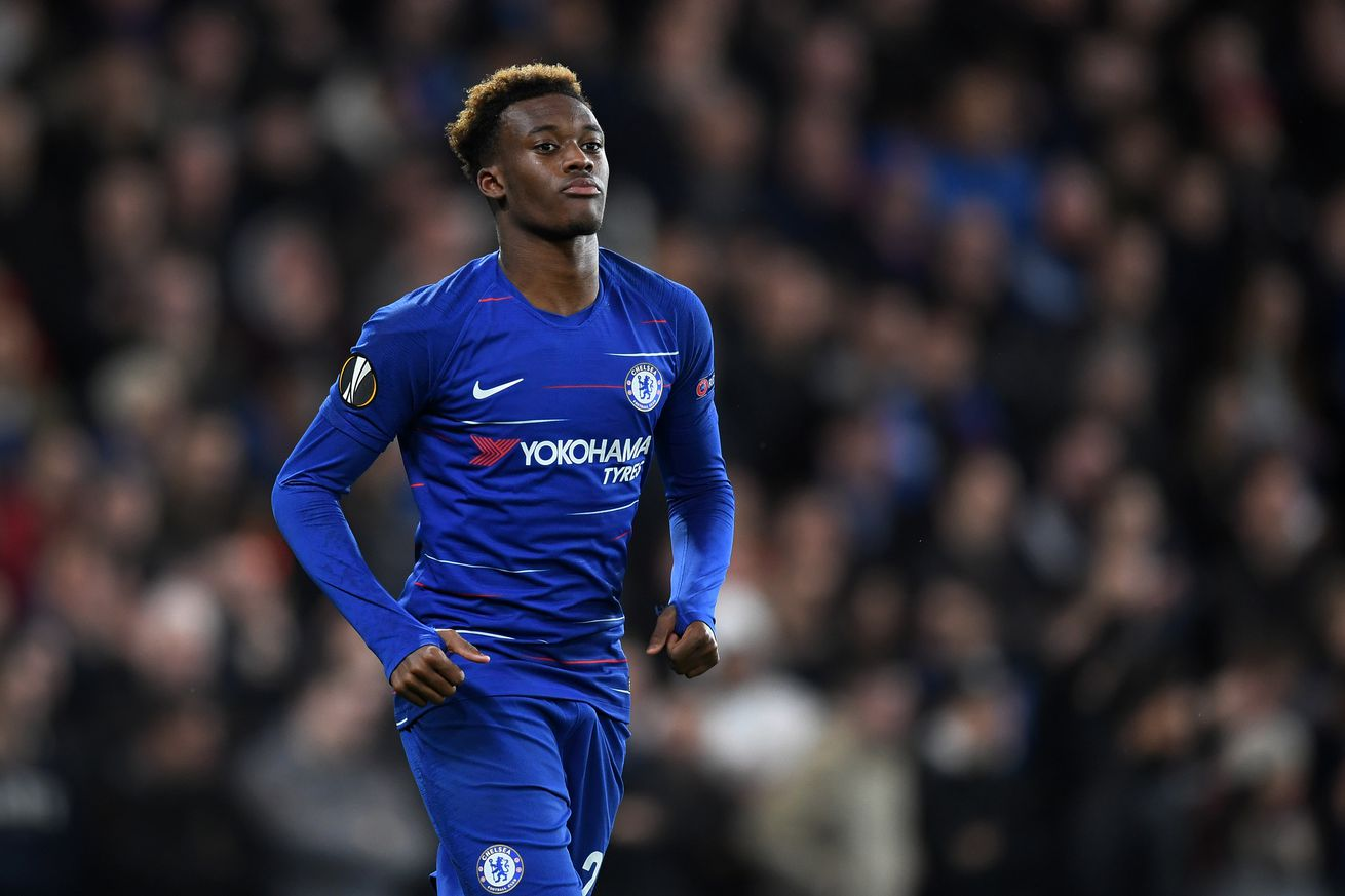 Report: Bayern Munich to trump Chelsea?s offer to Callum Hudson-Odoi with £85k per week proposal