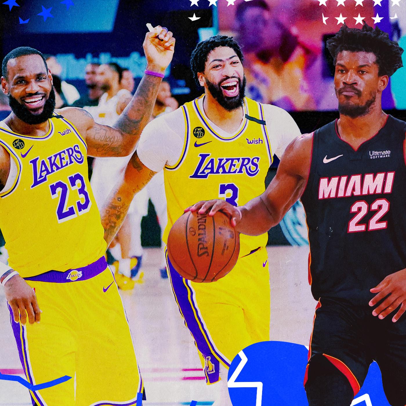 Lakers Vs Heat 2020 Nba Finals Mvp Predictions Sbnation Com
