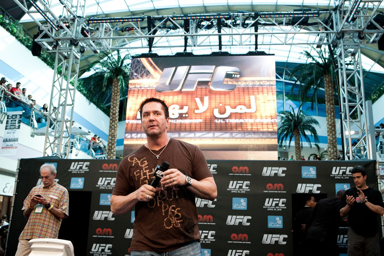 community news, Mike Goldberg looks back at 'difficult months between UFC departure and Bellator signing