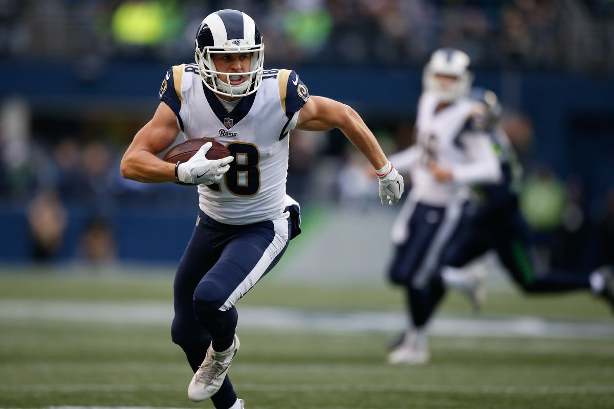 Fantasy Football Rookies 2017 Cooper Kupp Can Breakout In