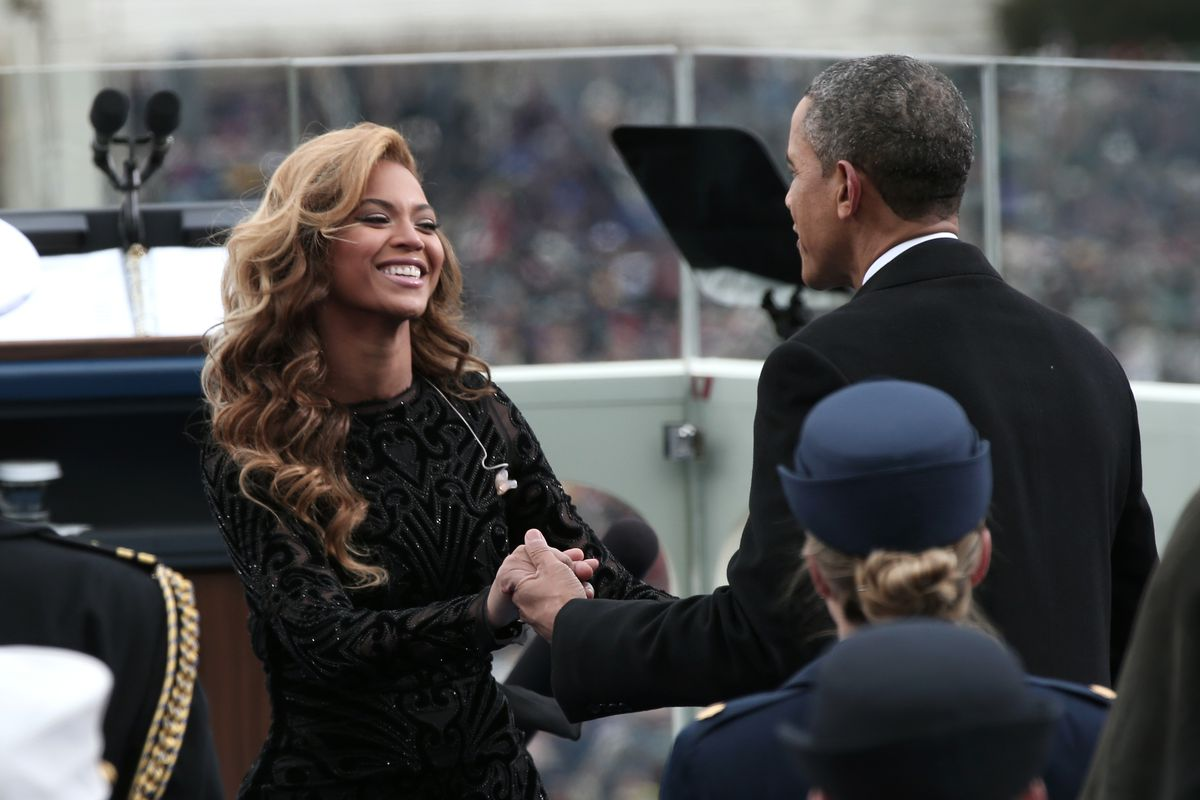 Obama's Youtube appearance was overtaken by Illuminati ... Obama And Beyonce