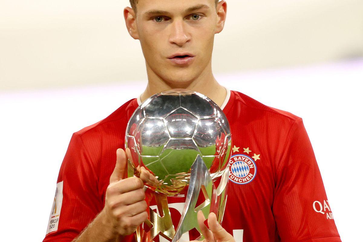Supercup trophy 2020