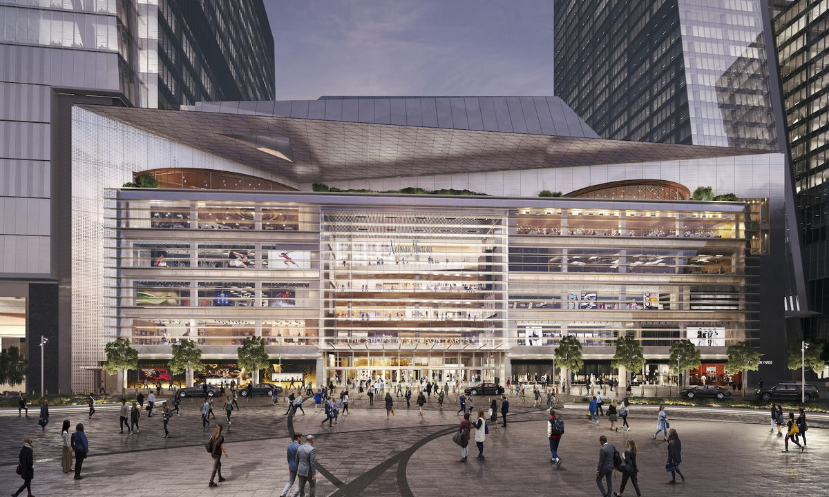 Hudson Yards A Timeline Of The Megaproject S Biggest