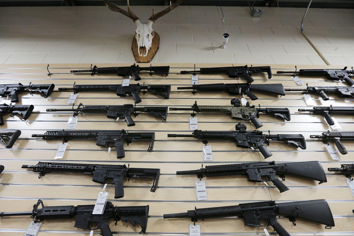 Coronavirus outbreak triggers massive increase in gun sales ...