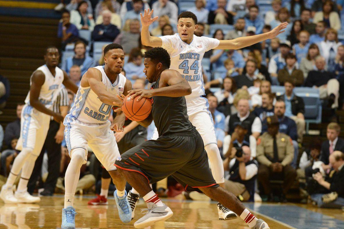 NCAA Basketball: Fairfield at North Carolina
