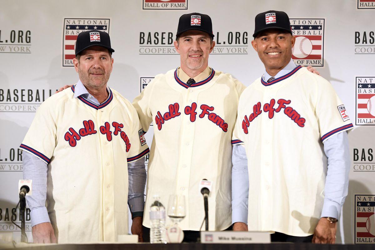 MLB: Hall of Fame Press Conference
