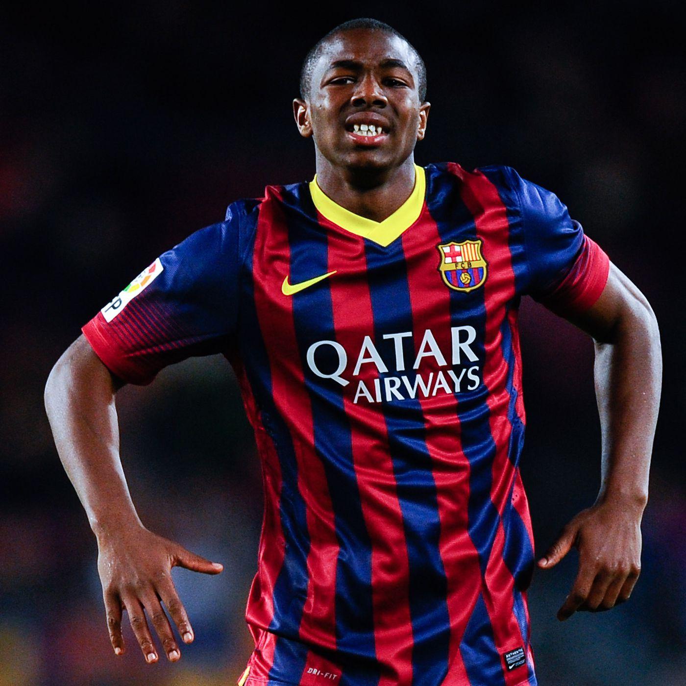 Report: Barcelona winger Adama Traoré transfer to Premier League a done  deal - Barca Blaugranes