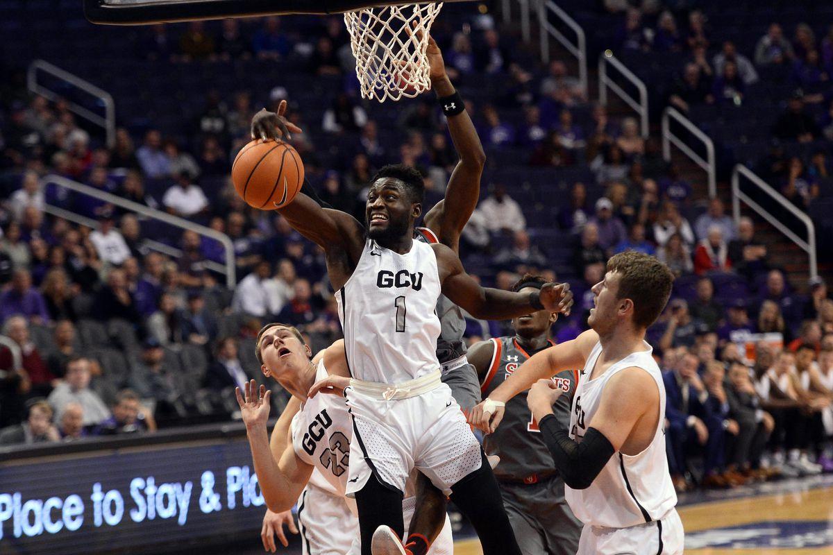 NCAA Basketball: St. John at Grand Canyon
