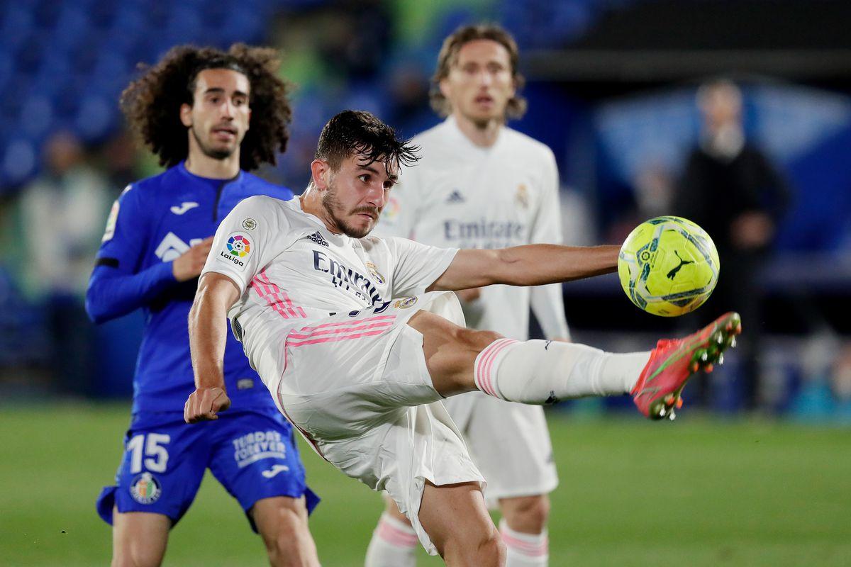 Getafe v Real Madrid - La Liga Santander