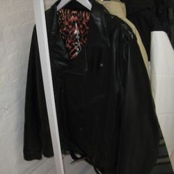 Leather Jacket from the Shaun White