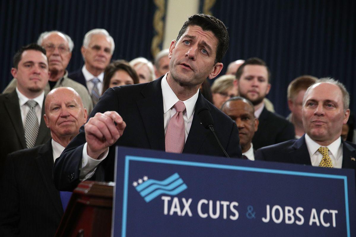 House Republicans Introduce Tax Reform Legislation