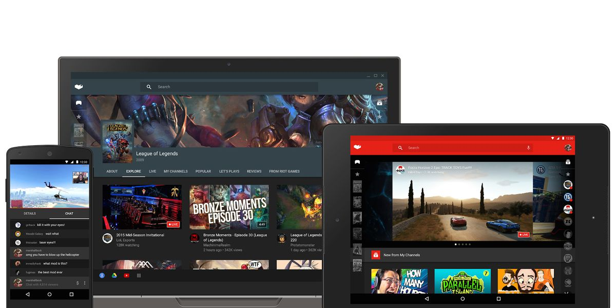 The YouTube Gaming app is shutting down this week - The Verge