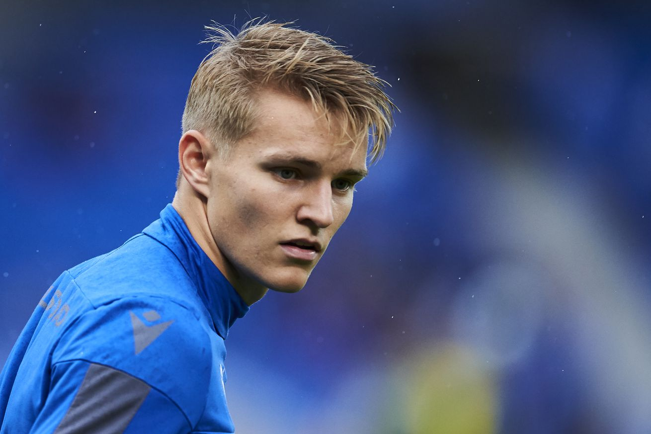 Martin Odegaard: ?It will be special for me to face Real Madrid?