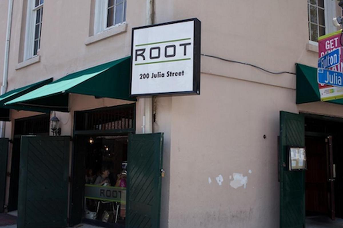 Outside Root.