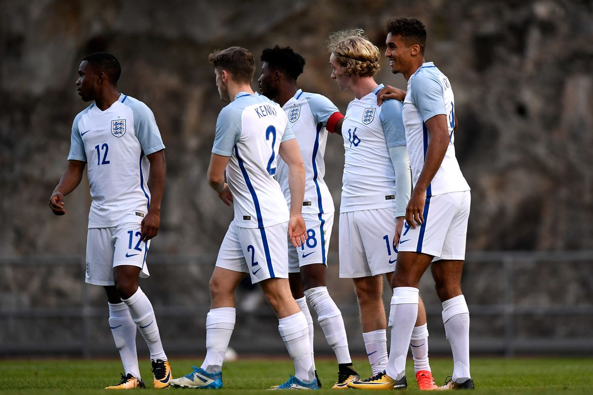 Andorra U21 v England U21 - UEFA European Under 21 Championship Qualifiers