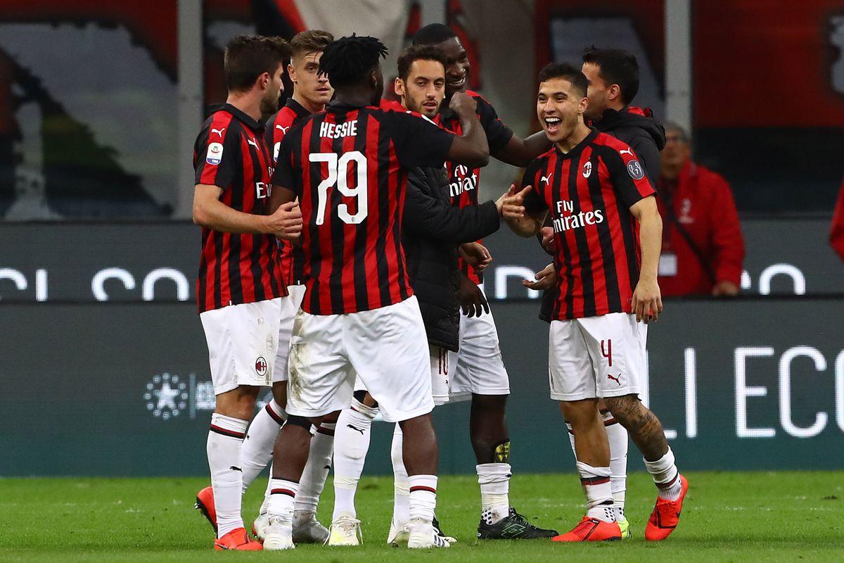 Milan Player Ratings Milan Bologna The Ac Milan Offside