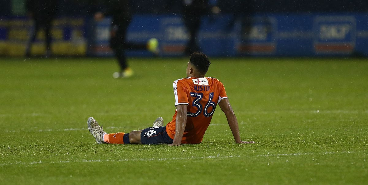 Luton Town v Blackpool - Sky Bet League Two Play off Semi Final: Second Leg