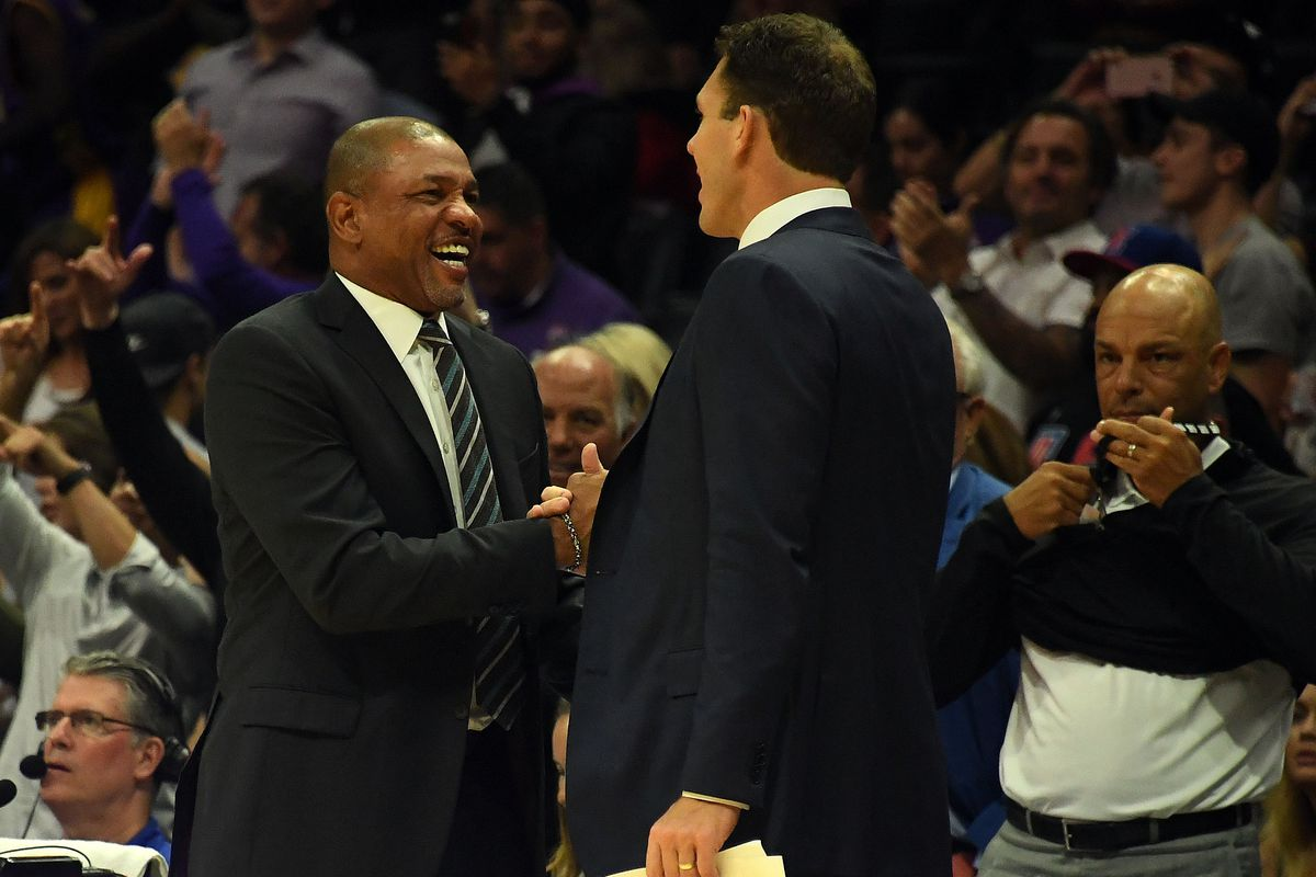 NBA: Preseason-Los Angeles Lakers at Los Angeles Clippers