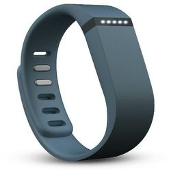 """<strong>Fitbit Flex</strong> Wireless Activity & Sleep Wristband in Slate, <a href=""""http://www.paragonsports.com/shop/en/Paragon/gear-5003526--1/accessories-5003532--1/fitbit-flex-wireless-tracker"""">$99</a> at Paragon Sports"""