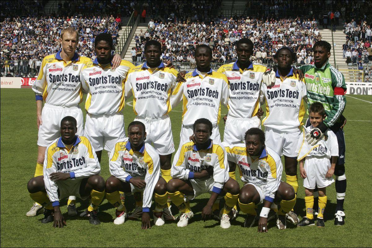 Team Picture SK Beveren