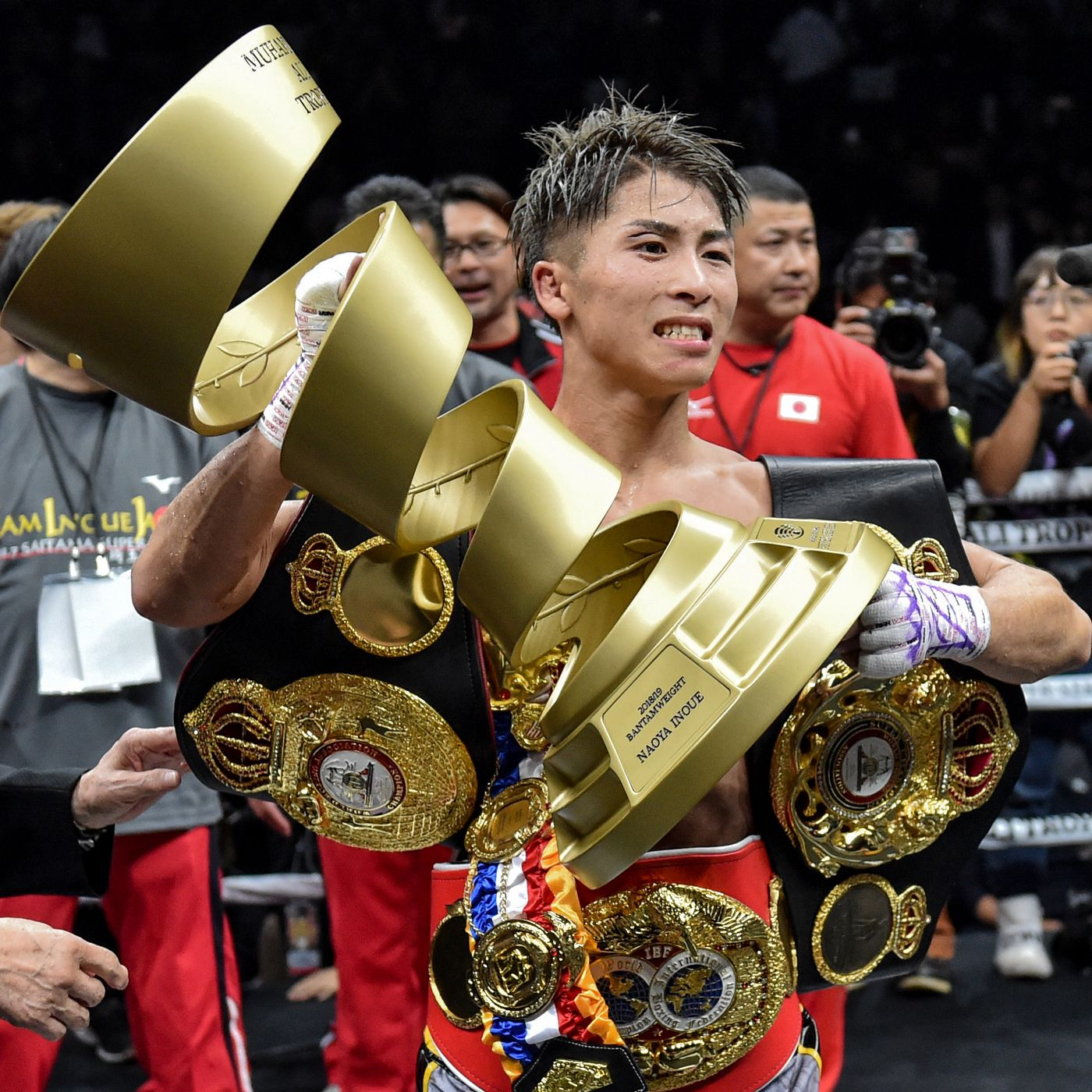 Naoya Inoue Beats Nonito Donaire In Fight Of The Year Contender Bad Left Hook