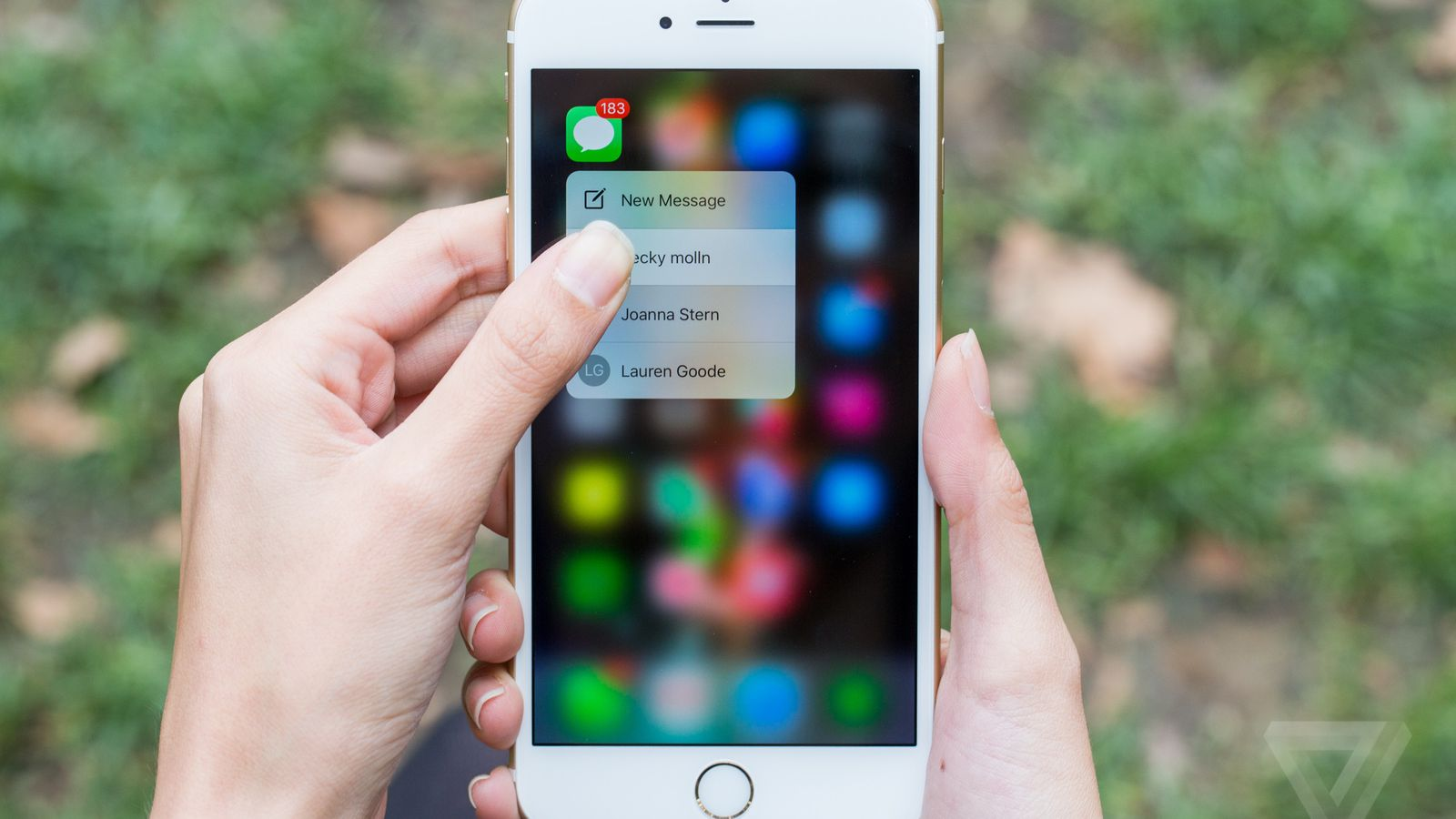new style 4945e 6957a Here's what 3D Touch can do on the iPhone 6S - The Verge