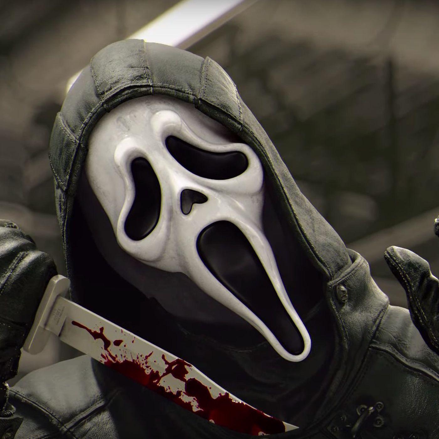 Scream's Ghostface is Dead By Daylight's next killer - Polygon
