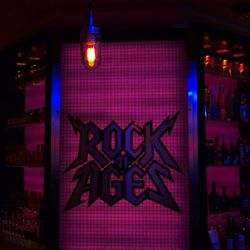 Rock of Ages, the Broadway musical and soon-to-be-released movie, is set at The Bourbon Room.