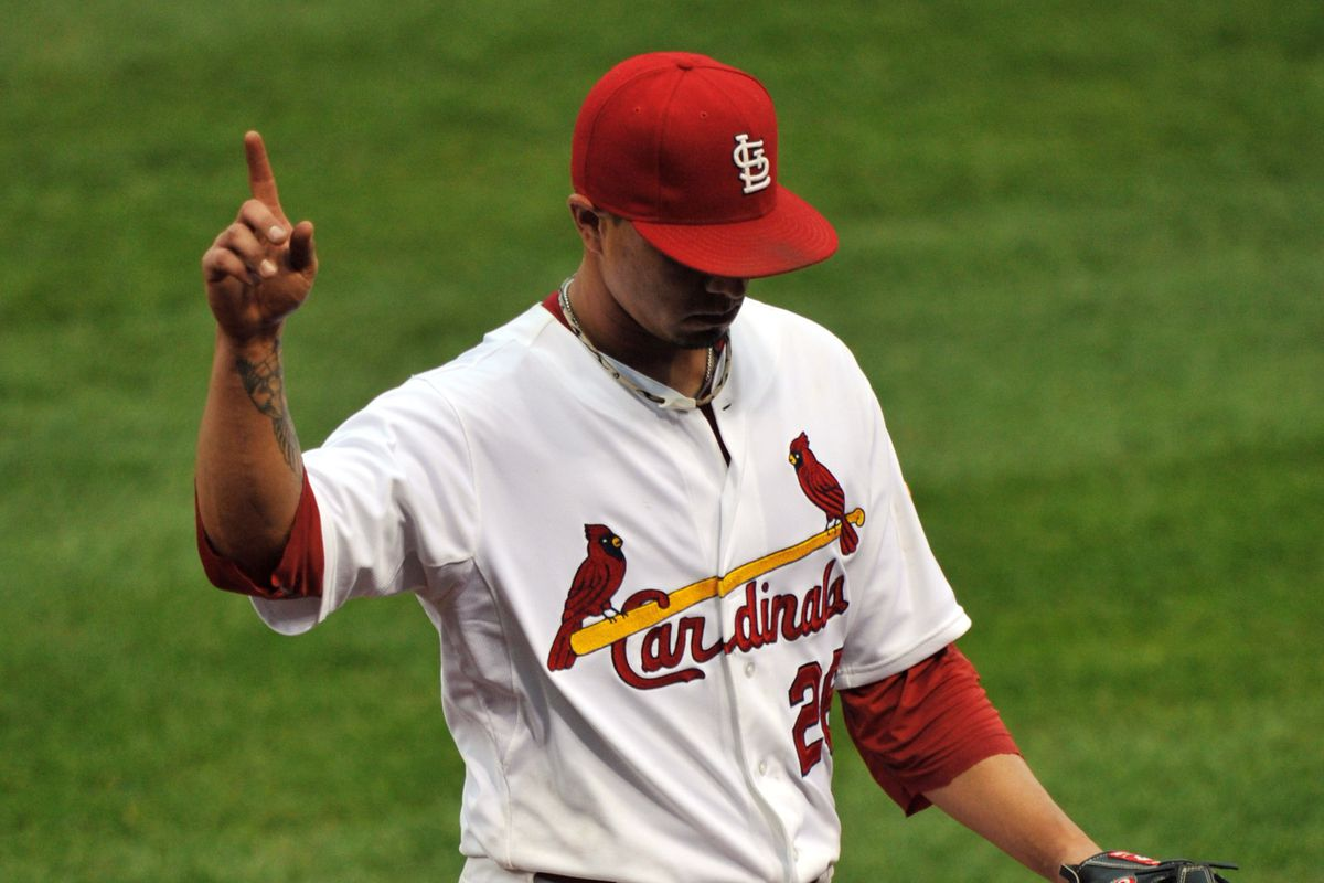 Kyle Lohse explains how many compensation picks the Cardinals are now eligible to receive.