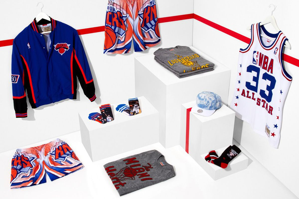 """Photo: <a href=""""http://www.wwd.com/retail-news/department-stores/bloomingdales-nba-team-up-for-all-star-game-8091136"""">WWD</a>"""
