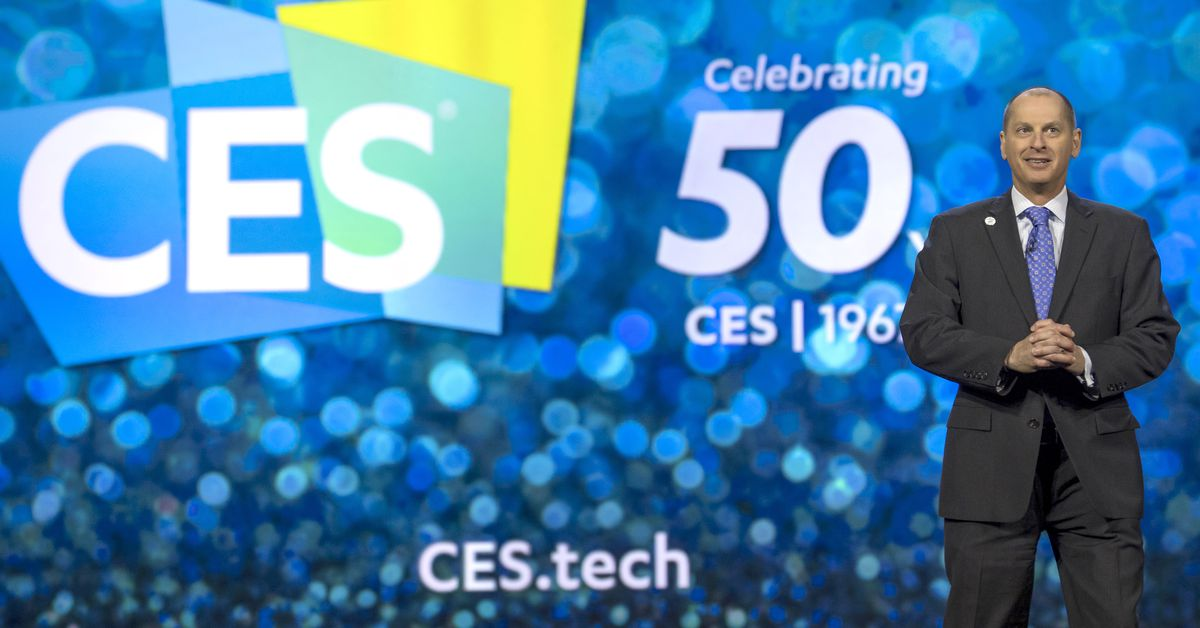 CES 2022 to require proof of vaccination for attendees, exhibitors
