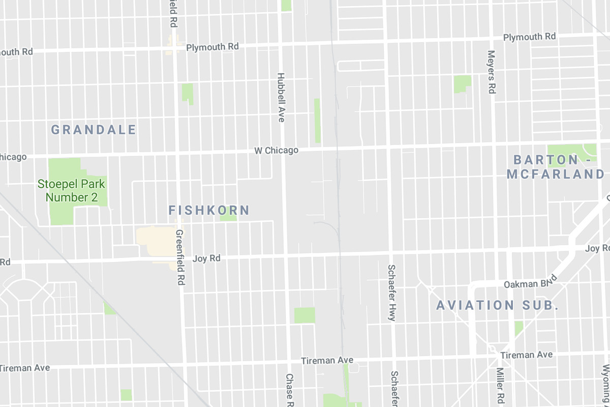 Detroit neighborhoods named incorrectly on Google Maps - Curbed Detroit