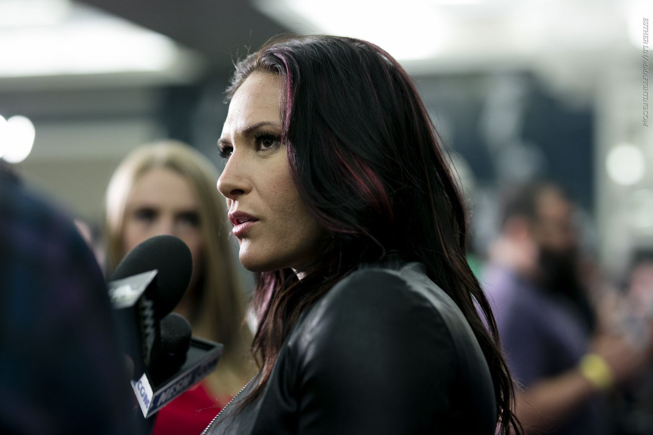 Cat Zingano explains why she wants Cris Cyborg next, just not at UFC 214