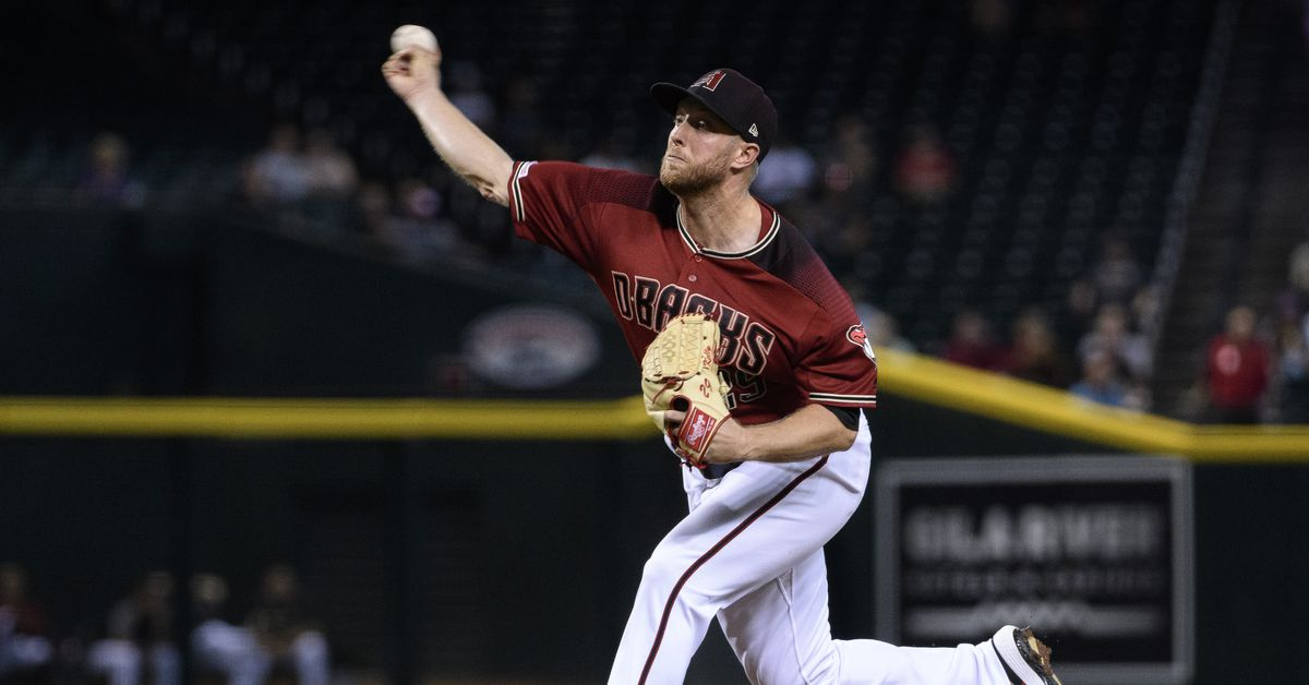 MLB News: The Diamondbacks have an intriguing fifth starter competition