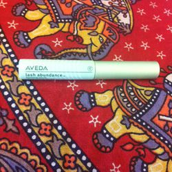 Our ears perked up when Aveda said that their employees are obsessed with this organic lash boosting serum.