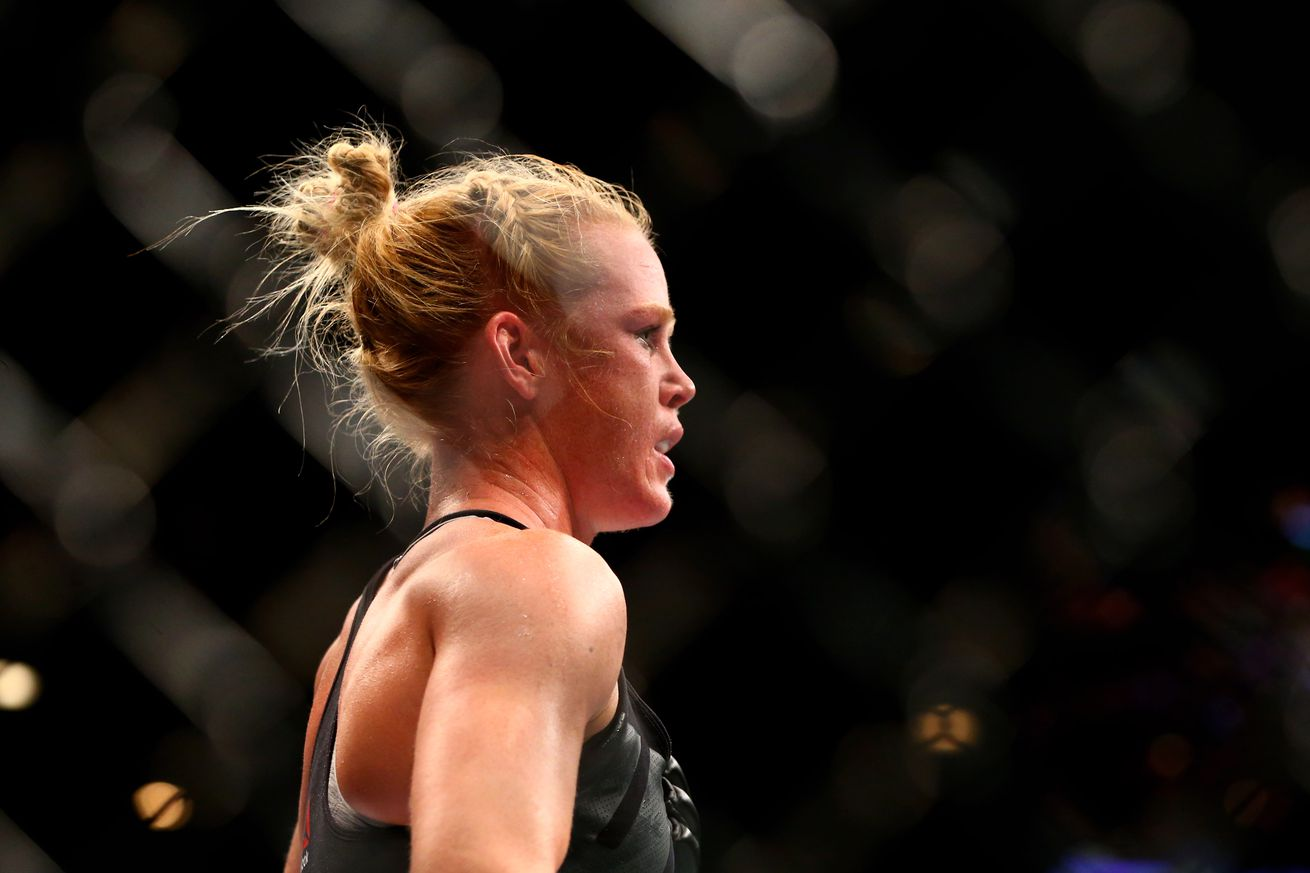 UFC Singapore: 'Focused' Holly Holm is better than three fight losing streak shows