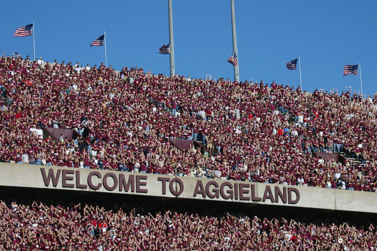 University of Oklahoma Sooners v Texas A&M Aggies