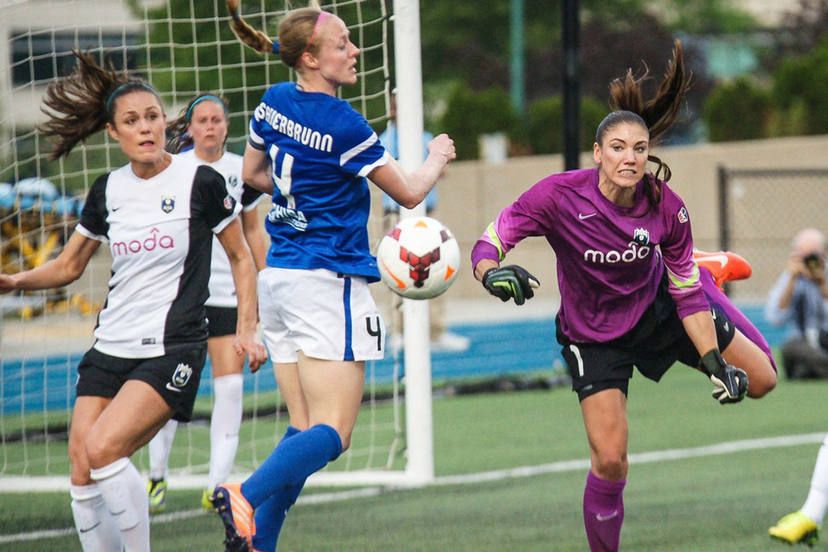 FC Kansas City is in Seattle for the NWSL Championship