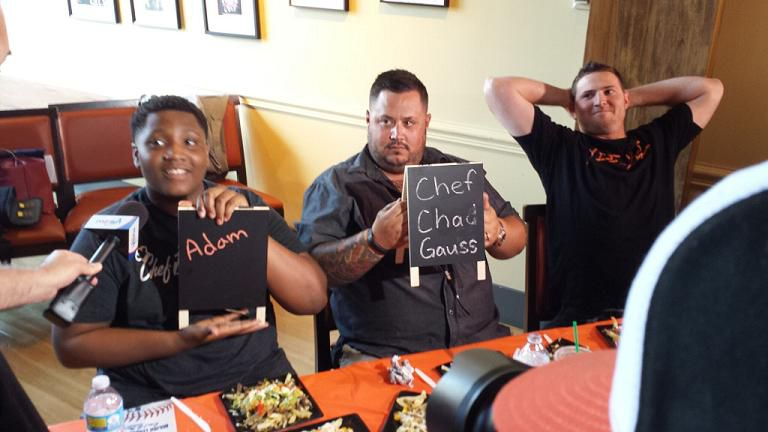 13-year-old Bryce Taylor, a competitor on Food Network's Chopped Junior, makes his verdict.