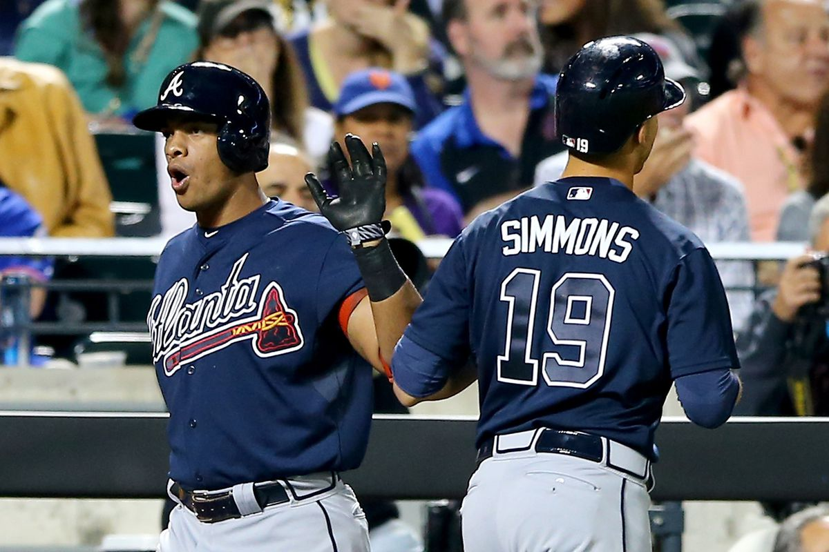 Simmons and Olivera... now in the Oliverator for all time.