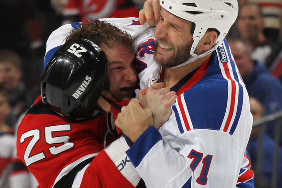 A hard way to earn a living. (Photo by Bruce Bennett/Getty Images)